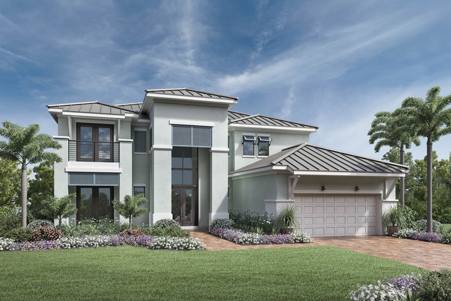 Boca Raton FL New Homes for Sale | Royal Palm Polo - Signature ...
