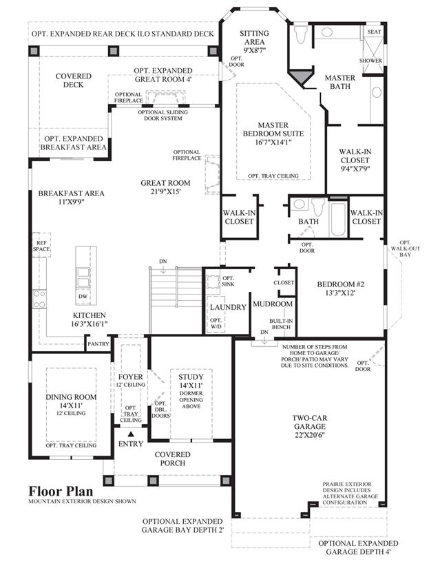 Trelease - Floor Plan