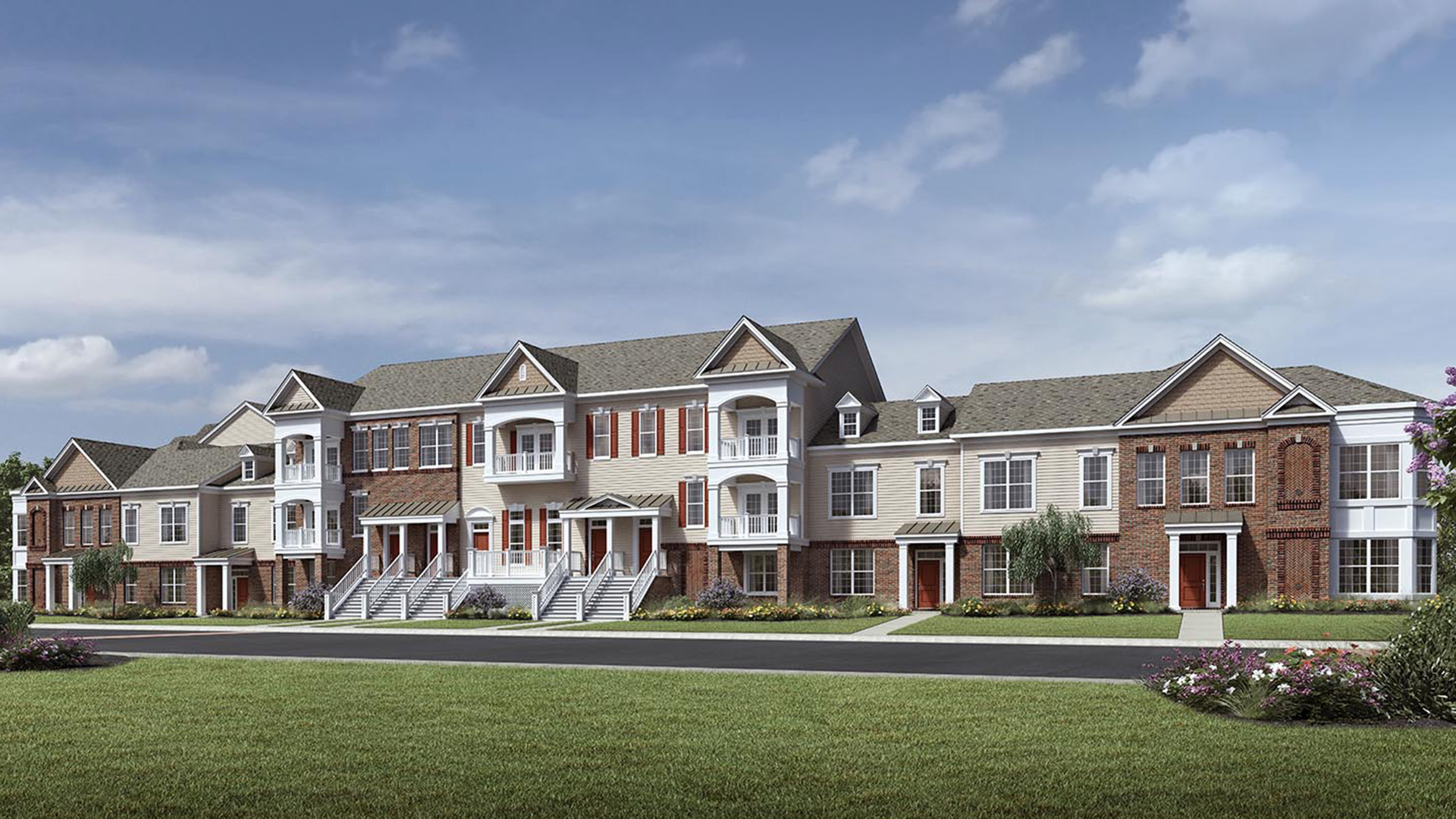The Cottages At Brier Creek Quick Delivery Home Ulrich