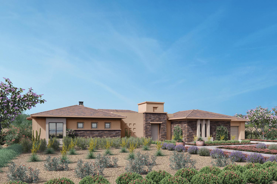 Vacaro on Desert Home Floor Plans With Casita