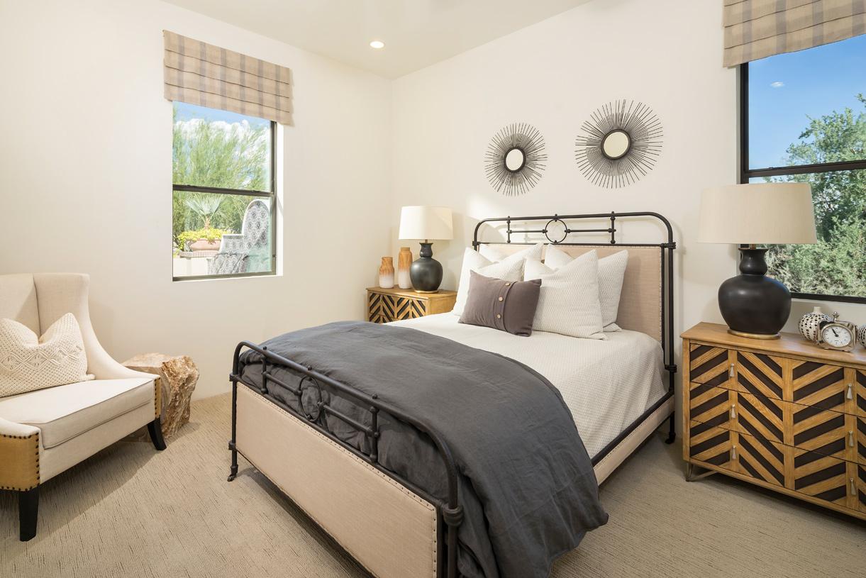 Multi-gen suite provides a private retreat