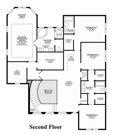 Add to my favorites for Monogram homes floor plans