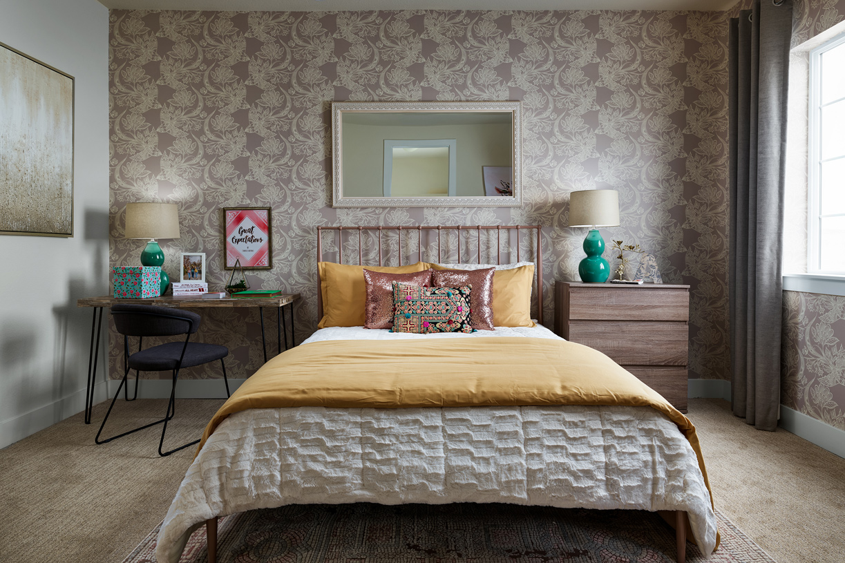 Valmont secondary bedroom