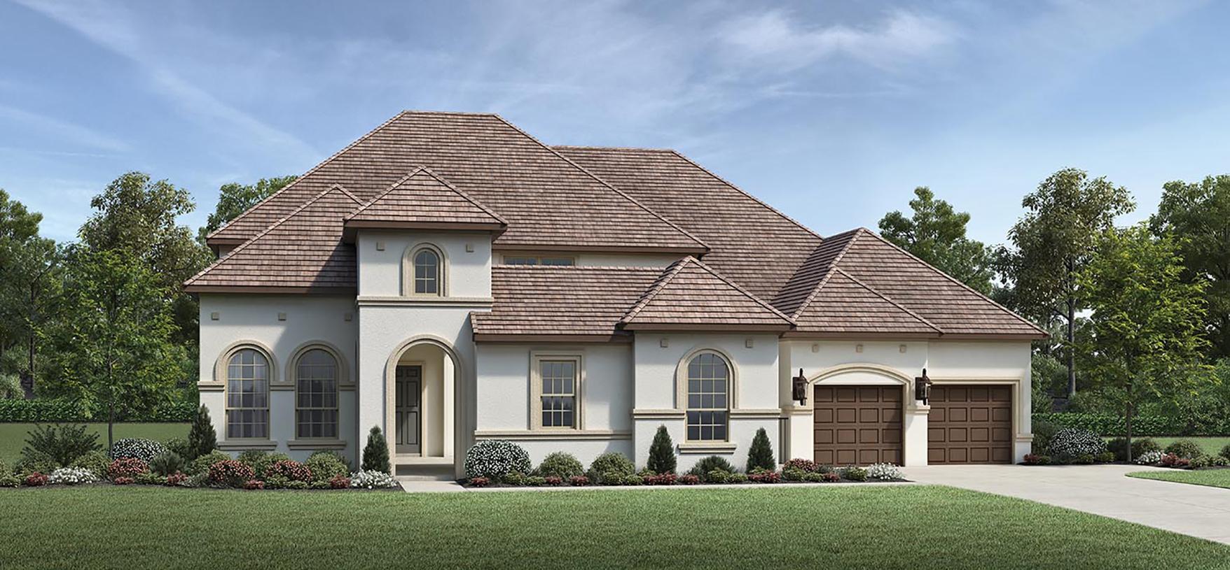 Vanguard -  Italian Villa