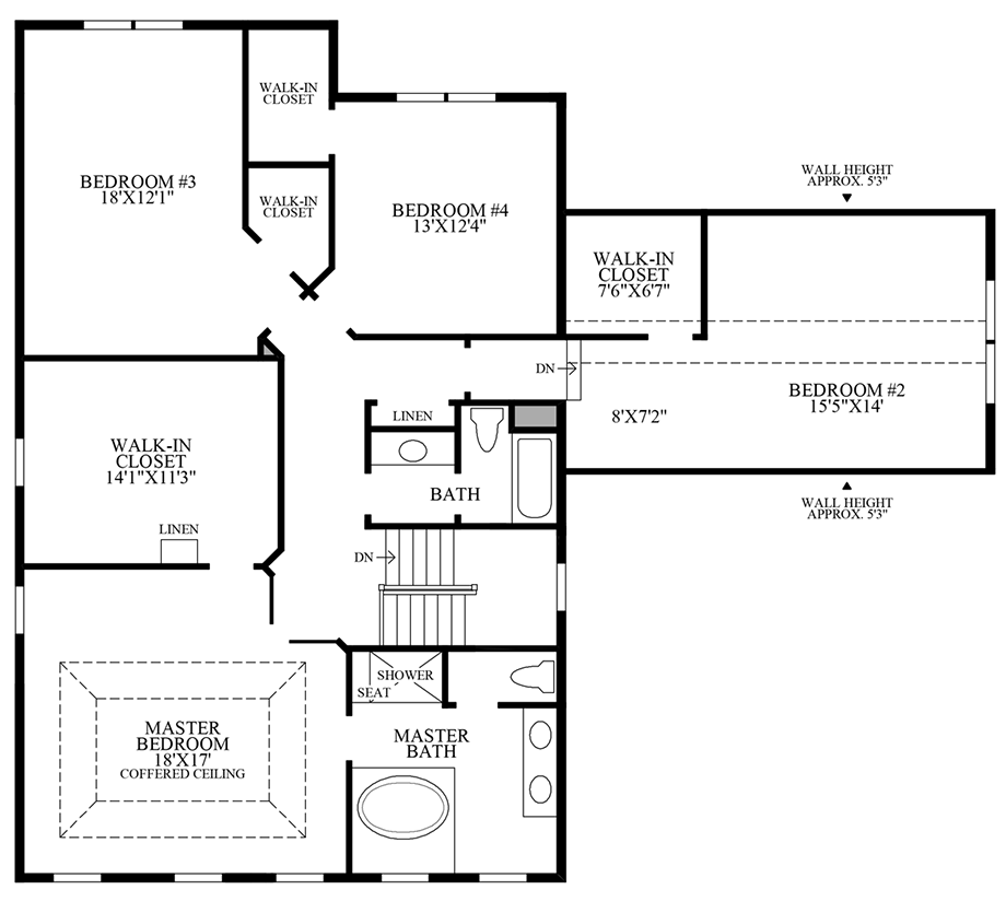 Toll Brothers Virginia Floor Plans Toll Free House Plans Image