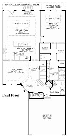 Vassar - 1st Floor
