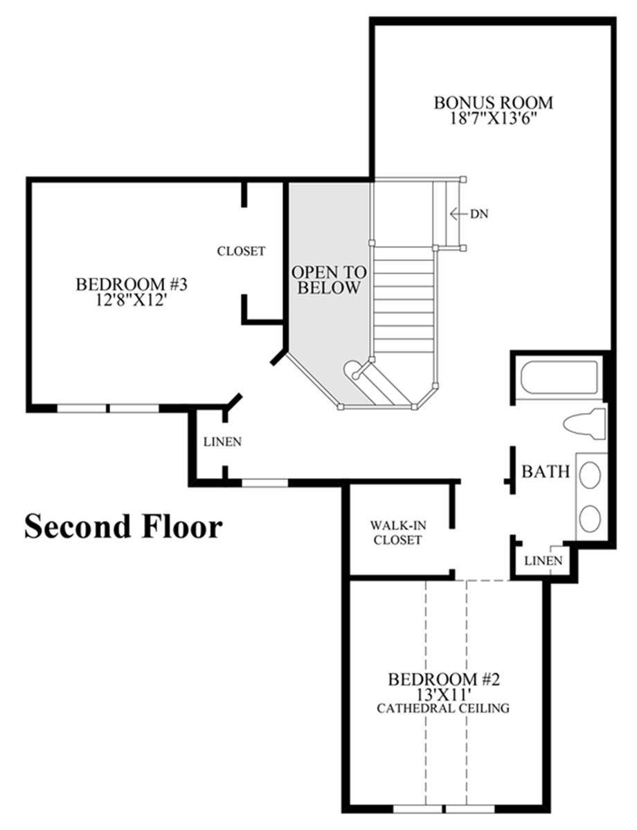 Enclave at upper makefield the vassar home design Create my own floor plan