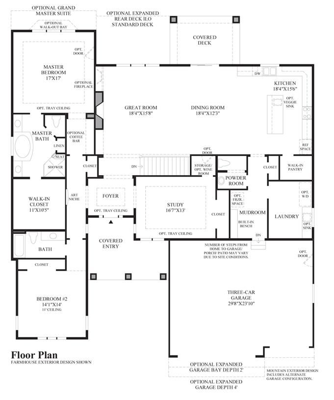 Venable - Floor Plan