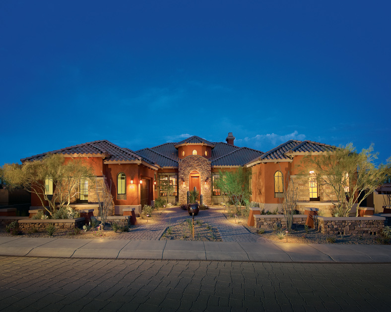 Windgate Ranch Scottsdale Mesquite Collection The