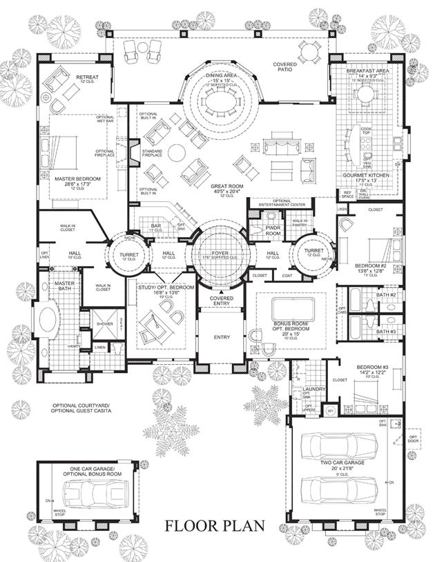 Venado - Floor Plan