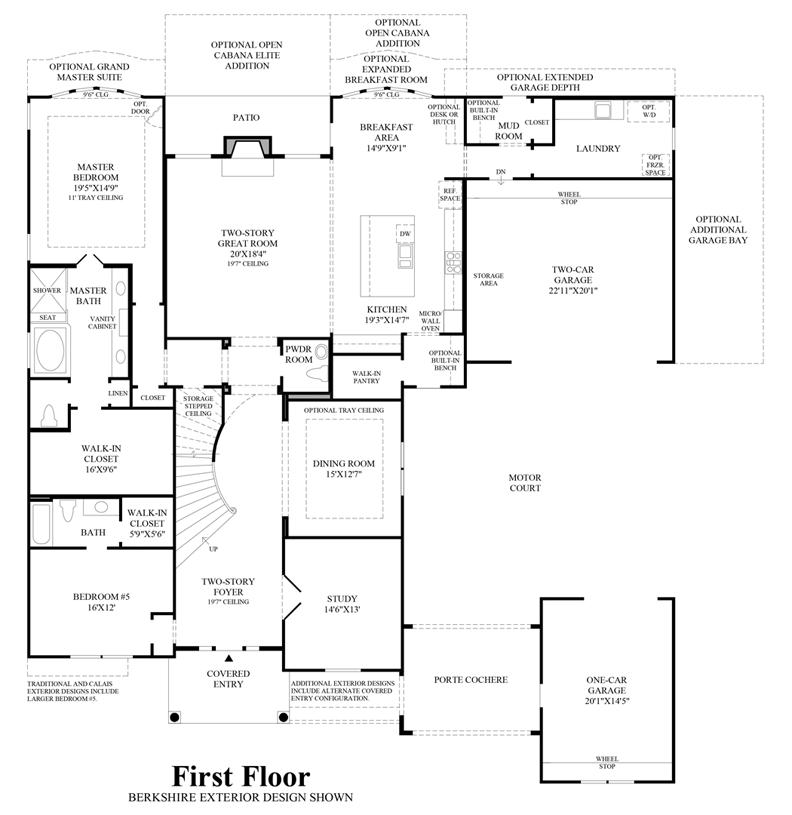 Venetian - 1st Floor