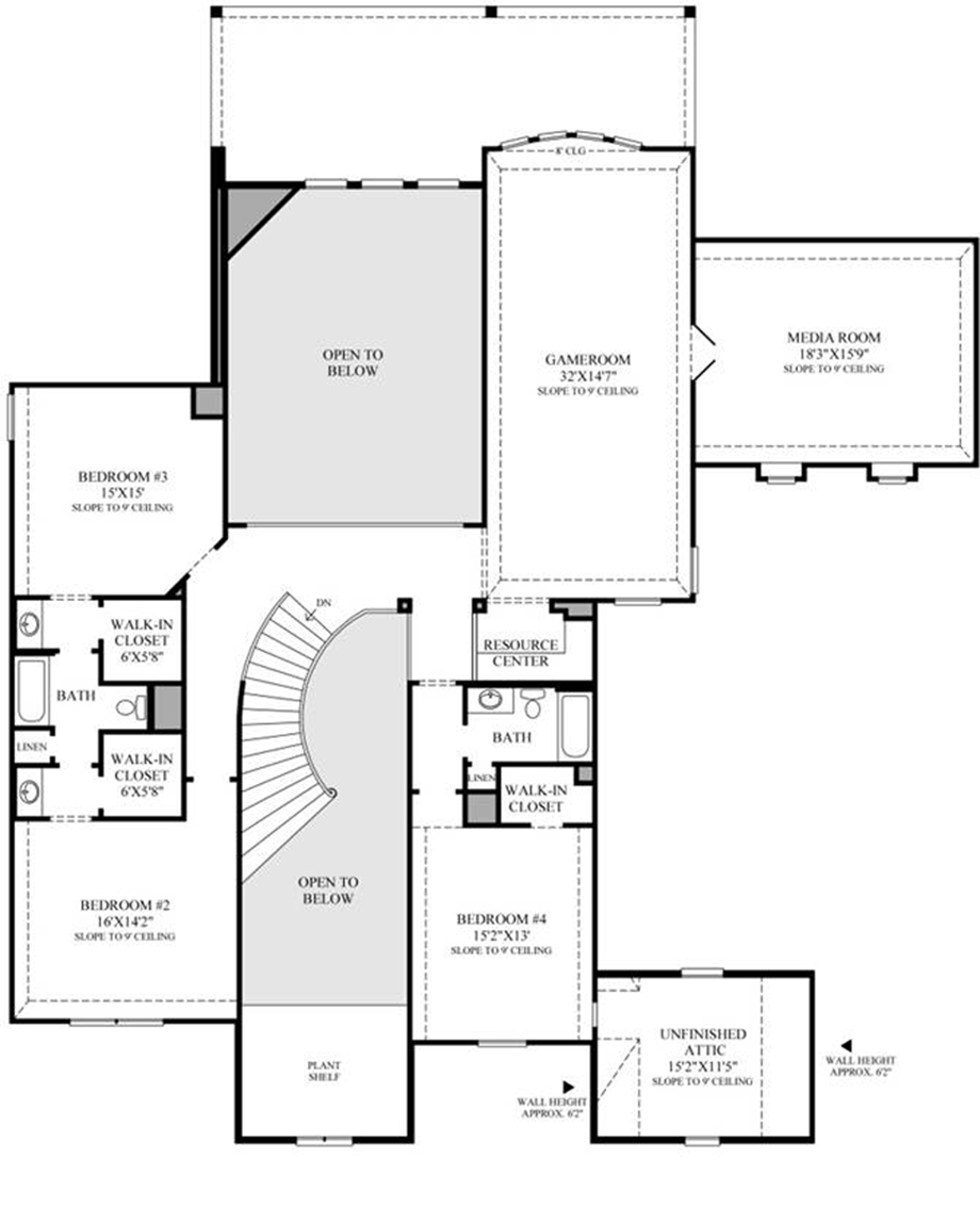 The reserve at katy quick delivery home venetian renaissance for Renaissance homes floor plans