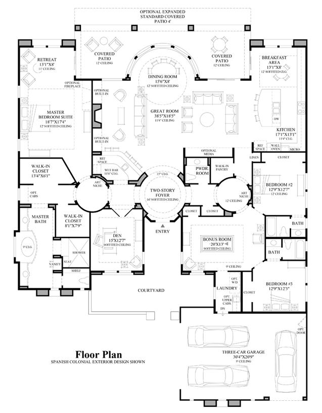 Ventana - Floor Plan