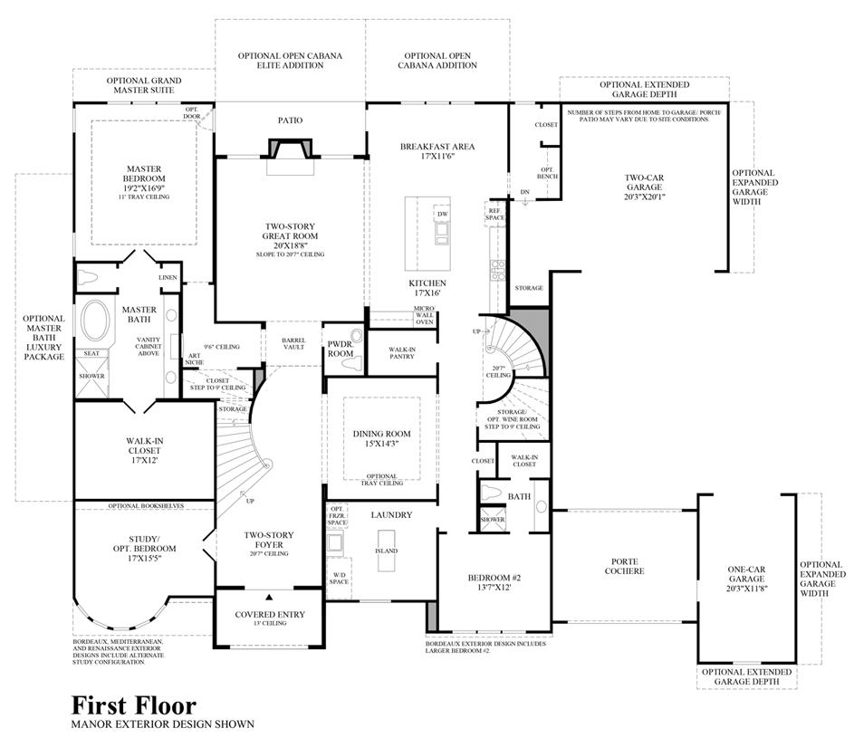 The Vallagio Home Design