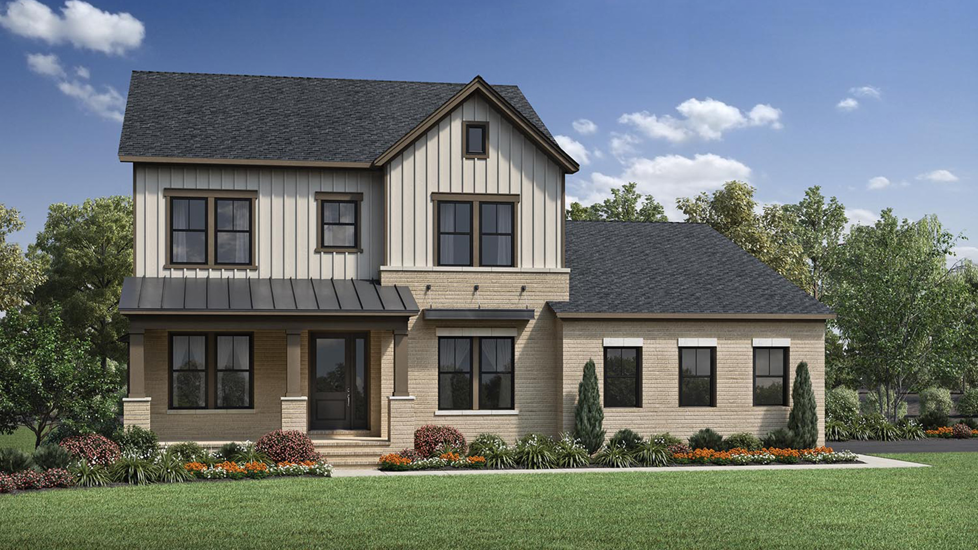Dominion Valley Country Club - Executives   The Vienna Home Design