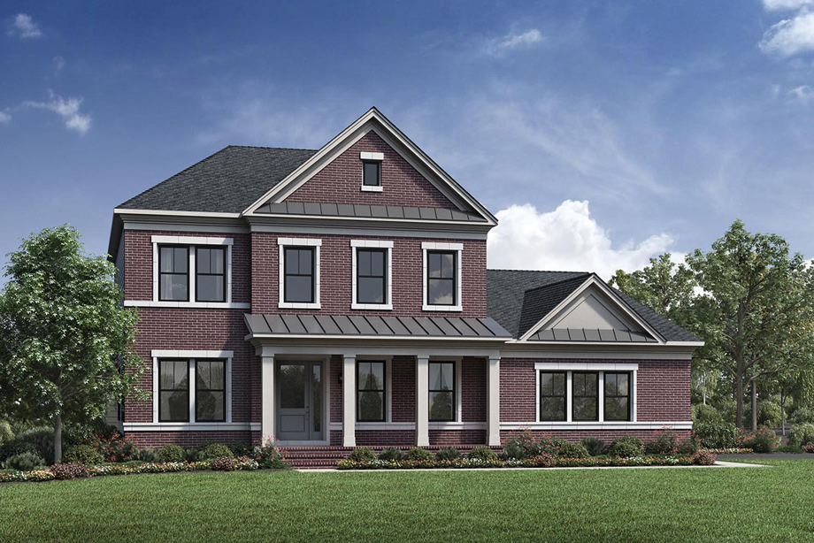 Haymarket Va New Homes For Sale Dominion Valley Country Club Executives