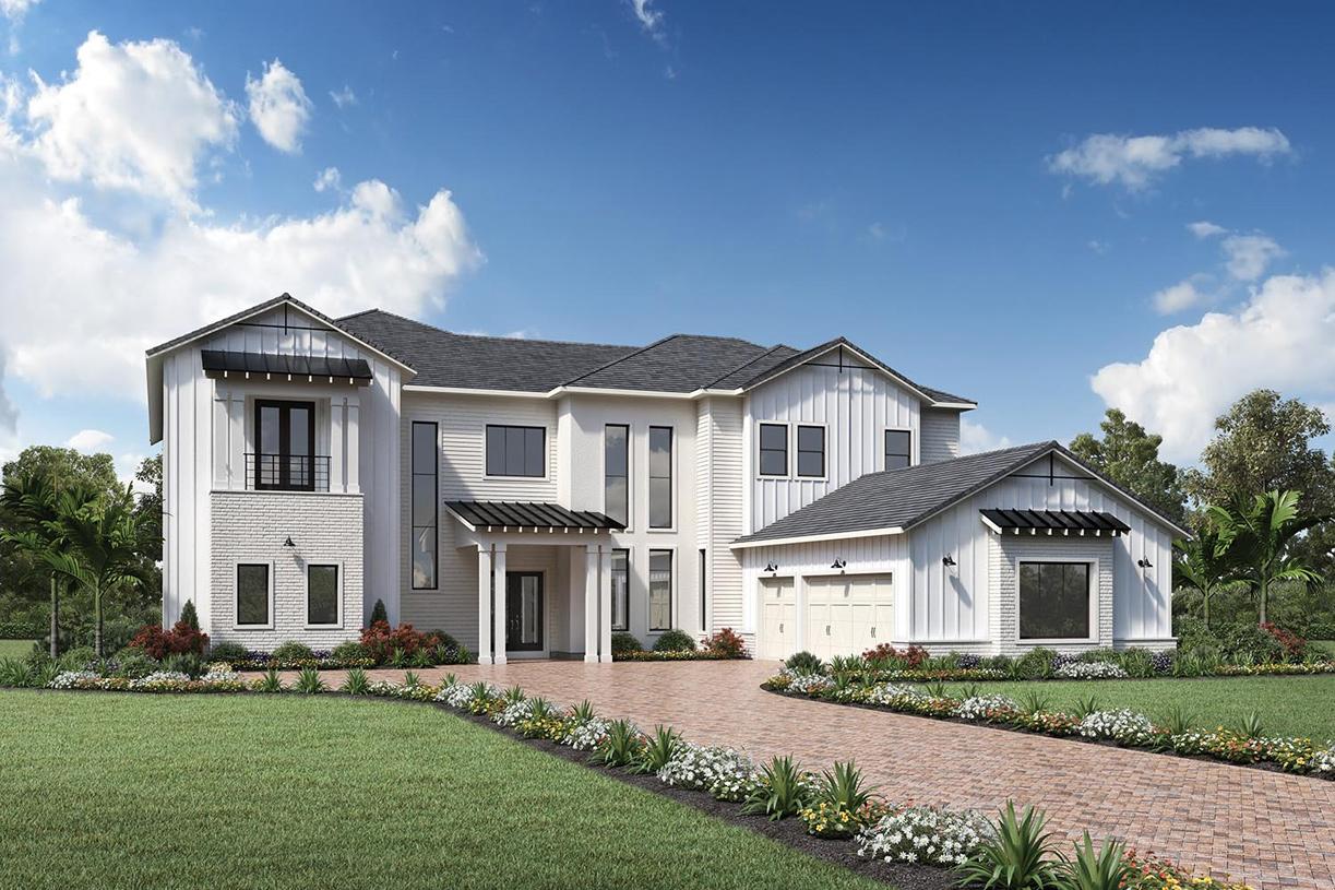 Villa Divina -  Modern Ranch