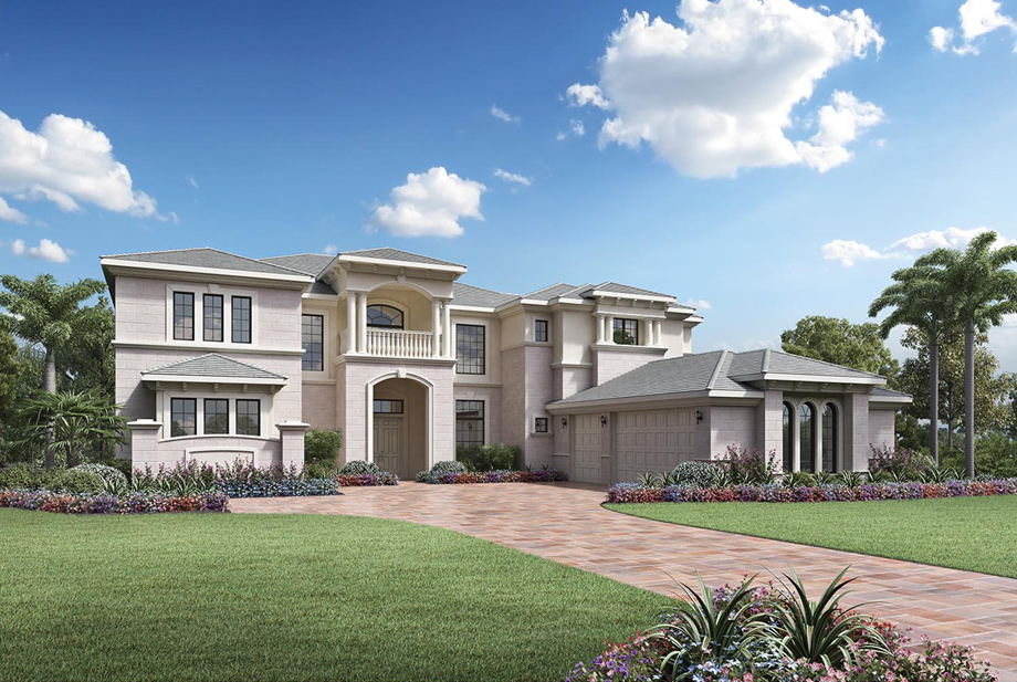 1 000 000 Luxury Homes In Boca Raton Florida Royal Palm Polo Villa Lago