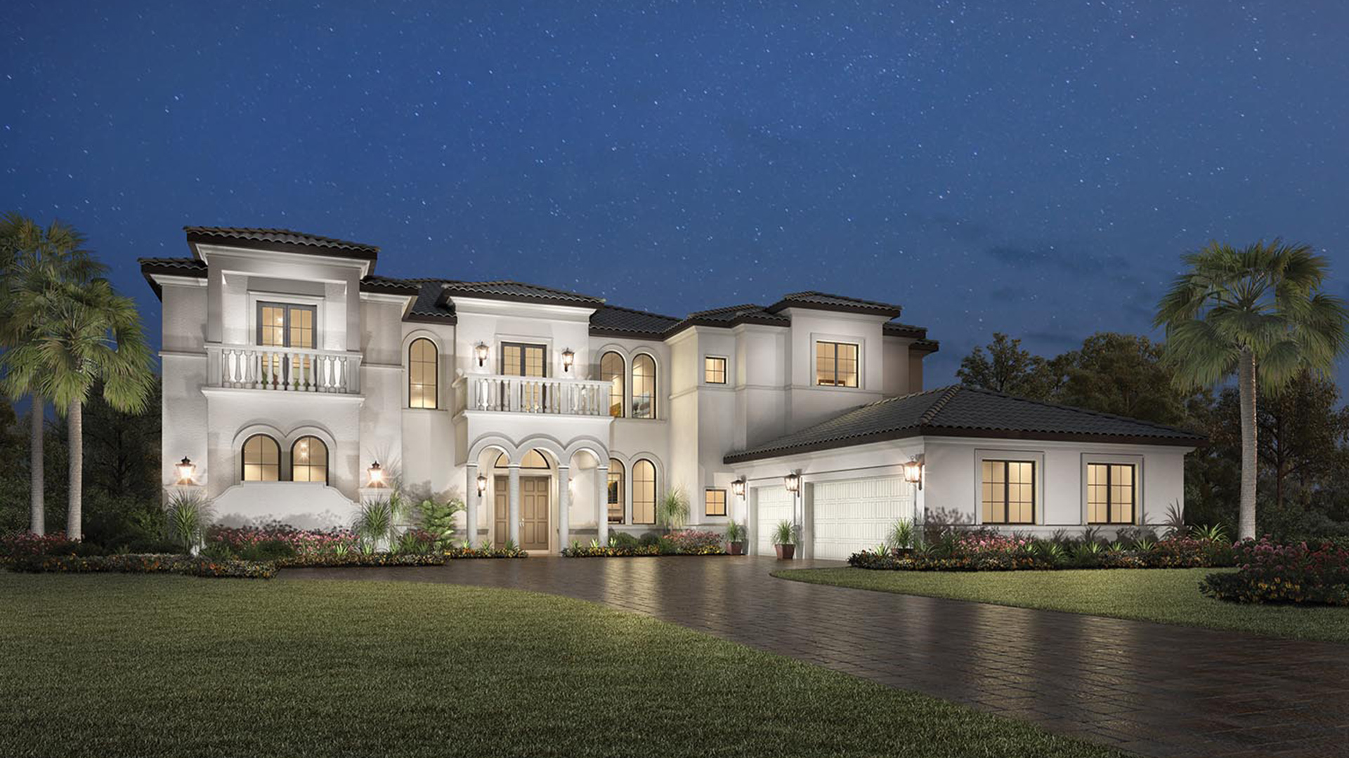casabella at windermere the villa lago home design