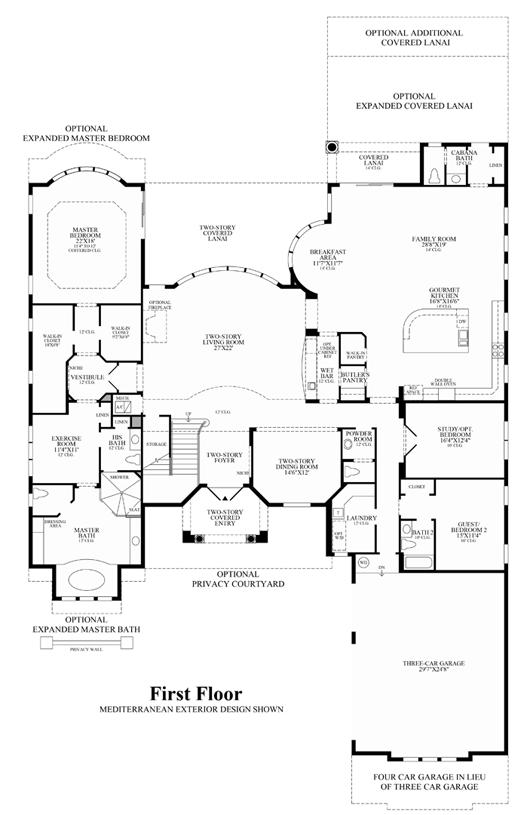 Villa Lago - 1st Floor