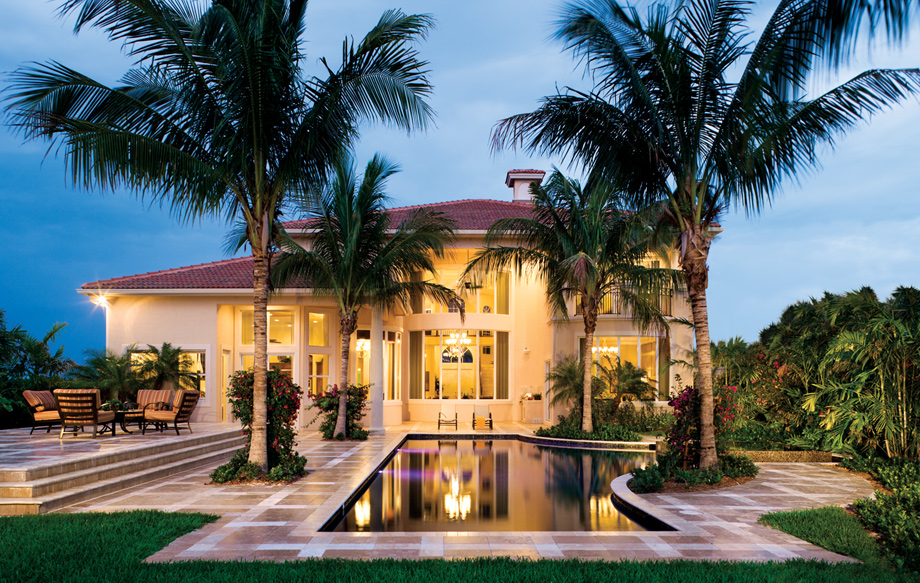 Royal Palm Polo Signature Collection The Custom Homes Home Design