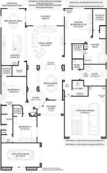 Villaga - Floor Plan