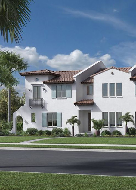 New luxury homes for sale in winter garden fl lakeshore for Italianate homes for sale