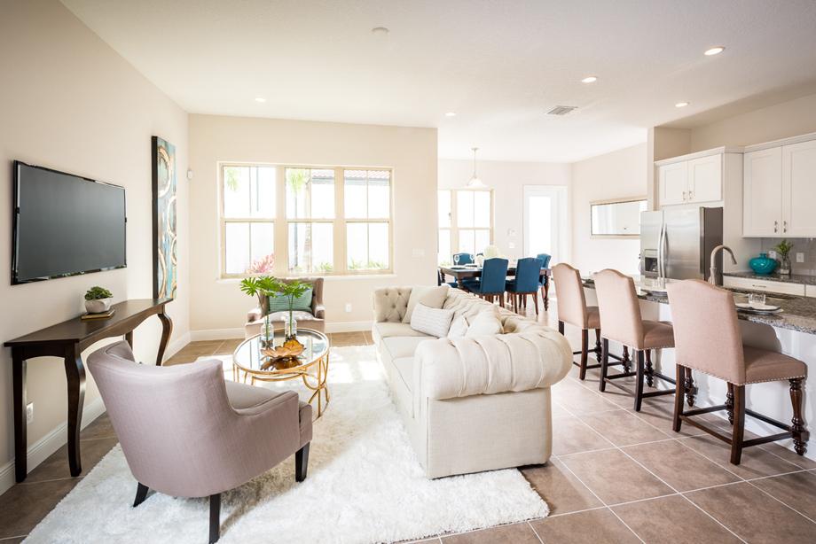 Lakeshore - Townhomes | The Dante Home Design