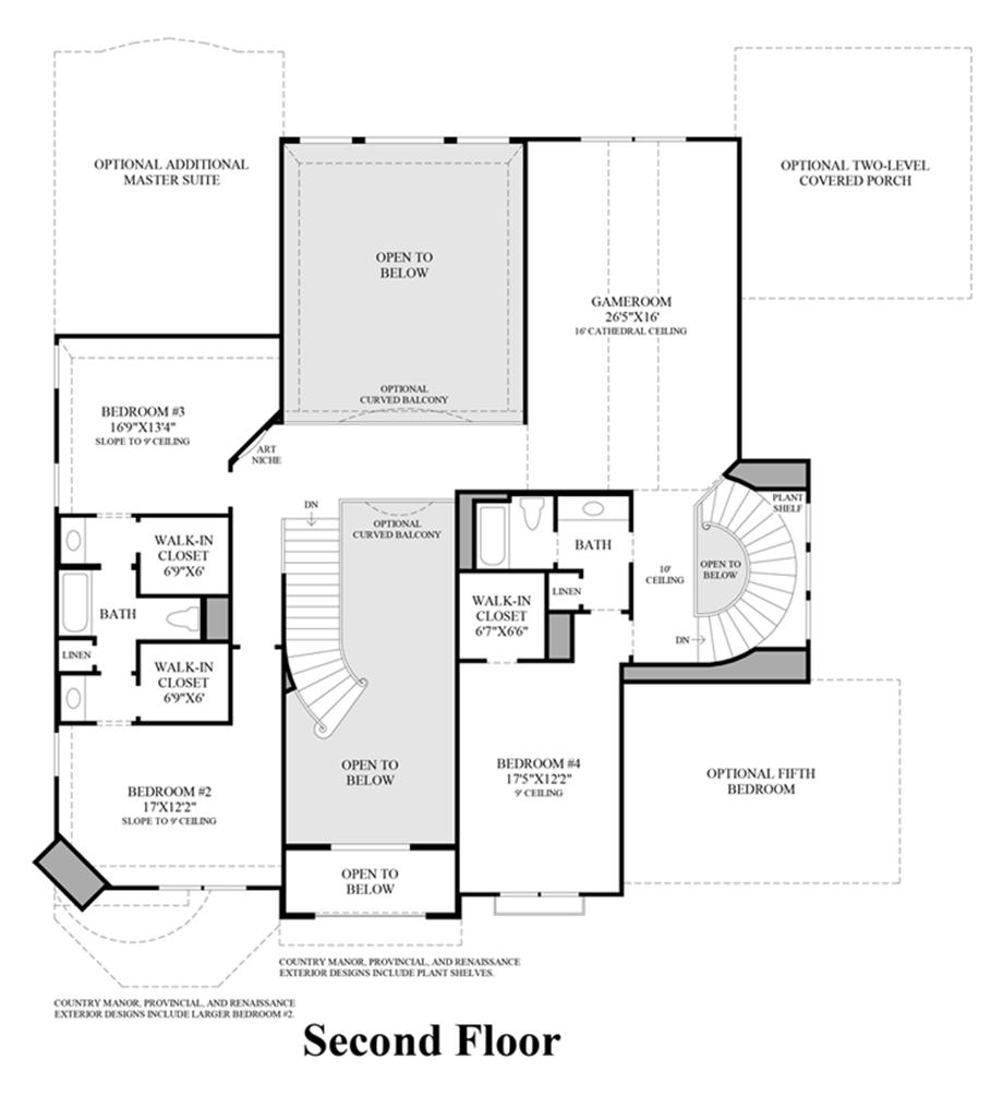 Vinton Floor Plan