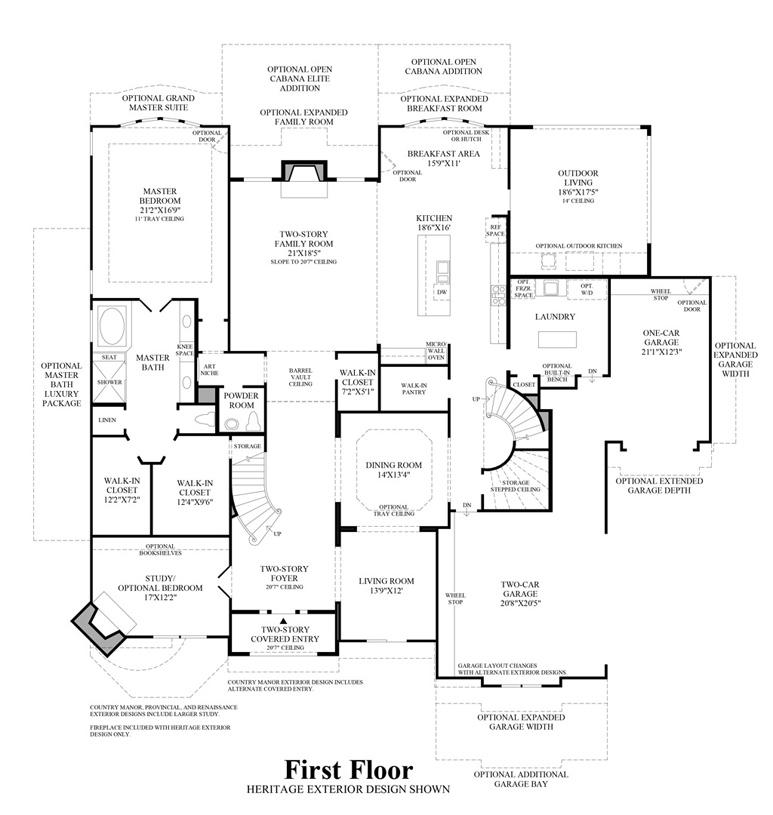 Vinton - 1st Floor