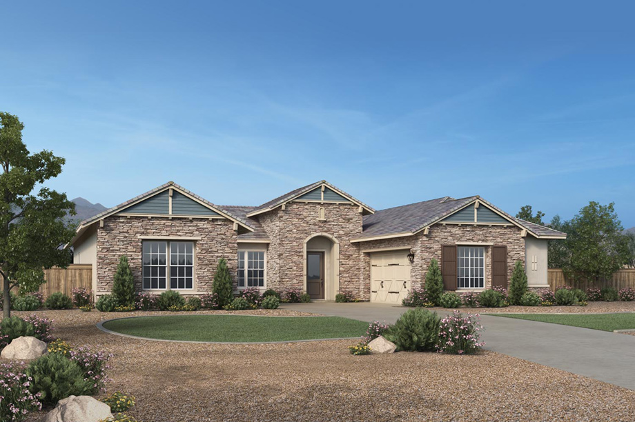 Regency at damonte ranch woodridge collection the for Wakefield house