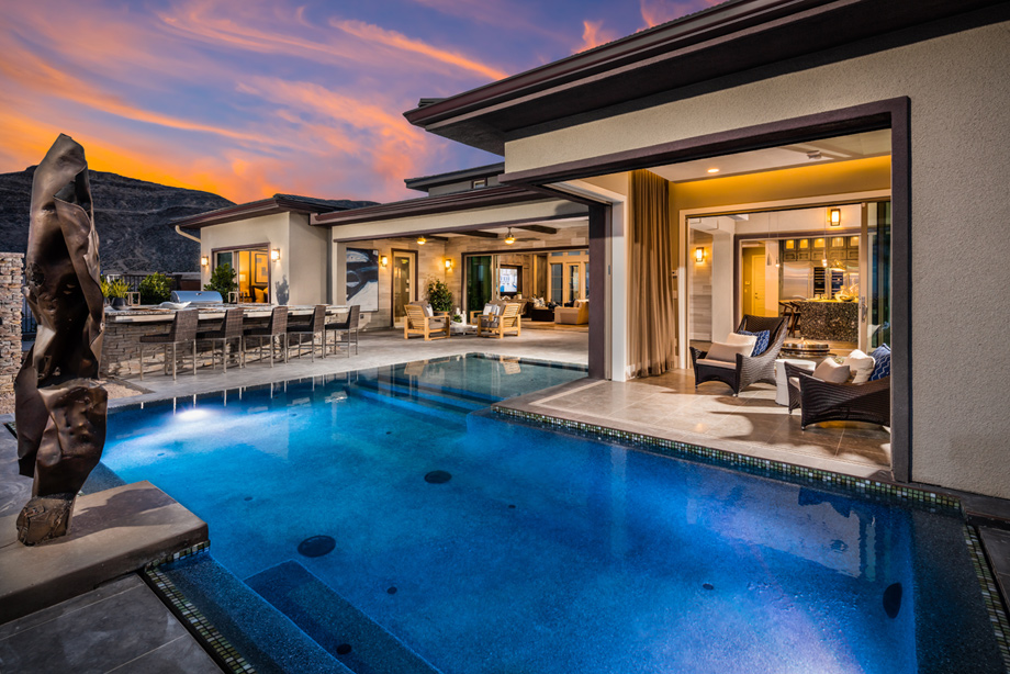 Regency At Summerlin Pinnacle Collection The Wakefield