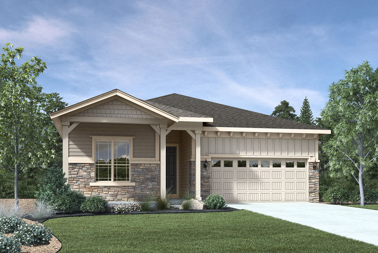 Aurora CO Active Adult Community | Toll Brothers at ...