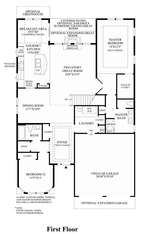 Walden - 1st Floor