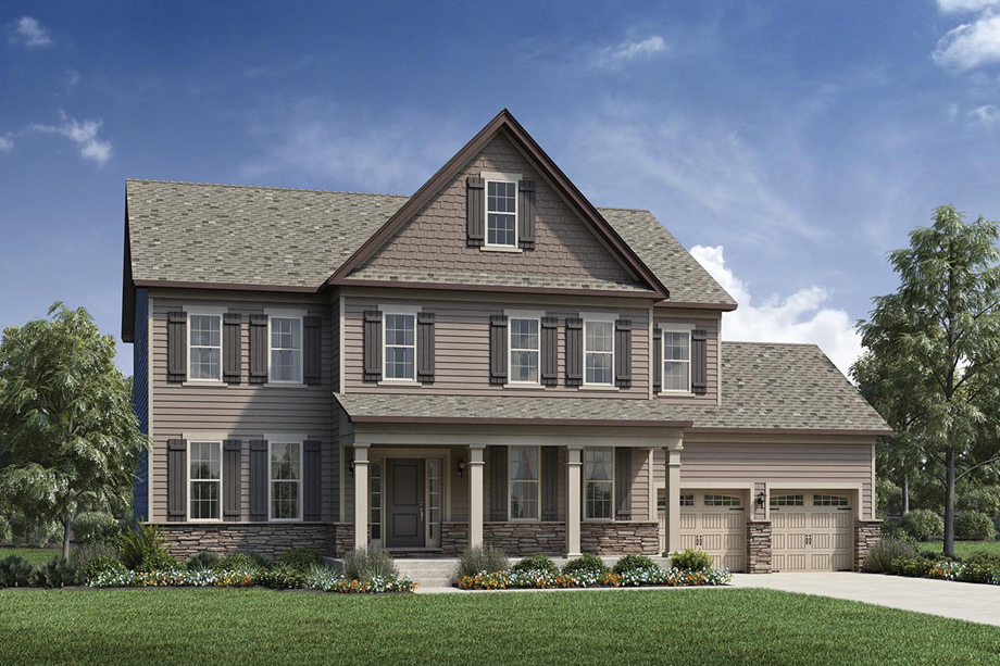 Toll Brothers At Weddington Executive Collection The