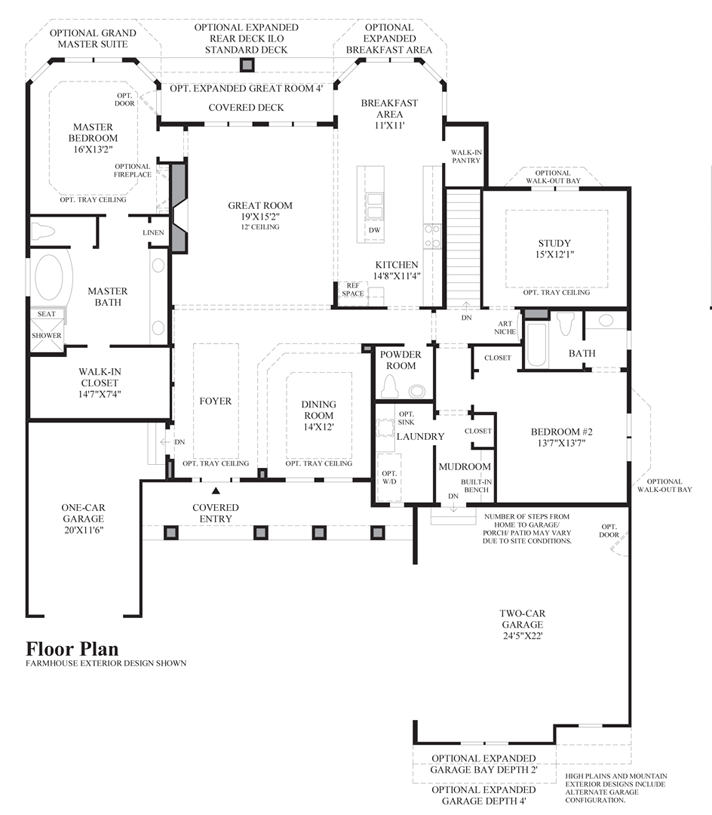 Warren - Floor Plan