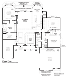 Warren - Floor Plan