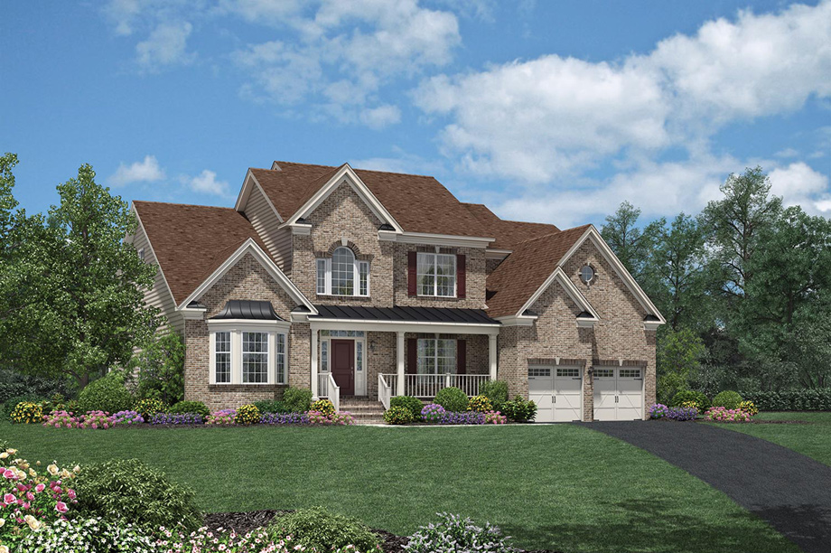 Dominion Valley Country Club  Executives  The Waterford II Home
