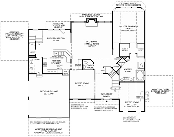 Virginia Luxury New Homes For Sale By Toll Brothers
