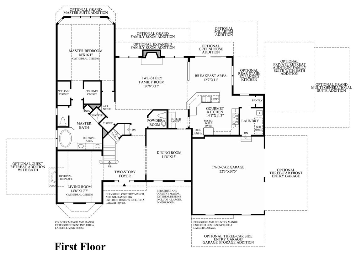 New Britain Woods | The Everett Home Design