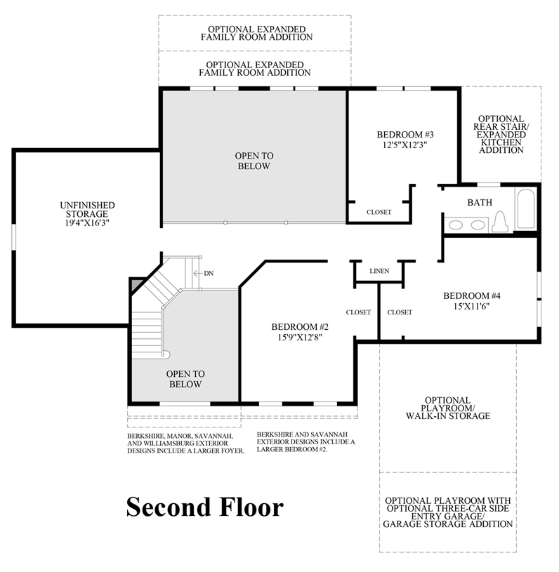 Reserve at Northampton | The Milverton Home Design