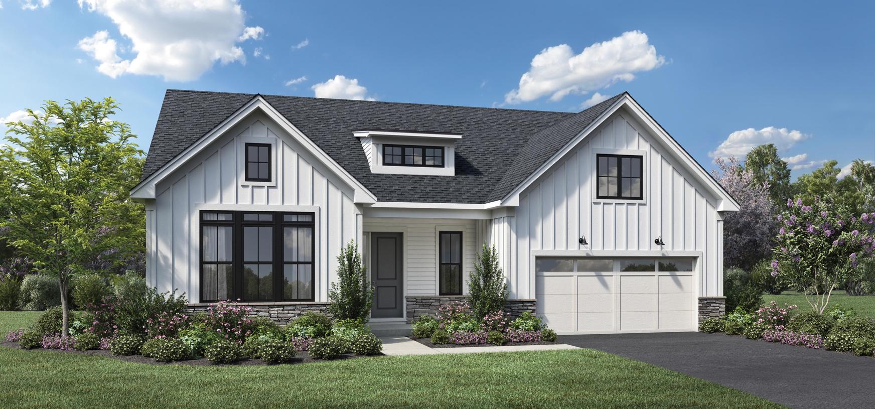 Waylen -  Modern Farmhouse