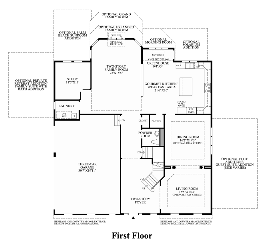 View floor plans Wayne homes floor plans