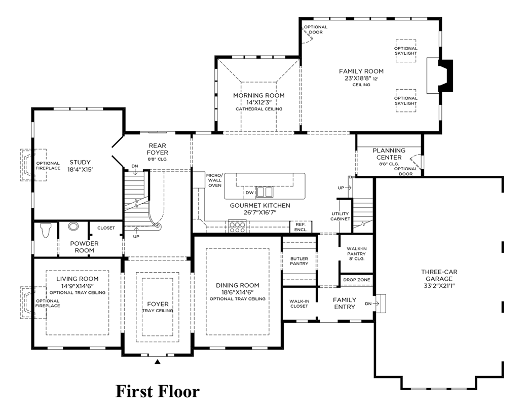 100 Multigenerational House Plans With Two Kitchens Lexar 1600 House Plan 4 Bedrooms 2