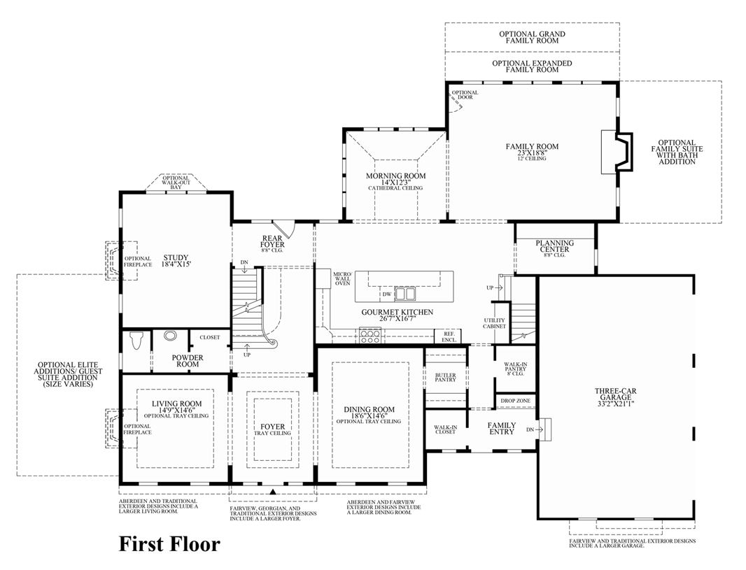 Weatherstone - 1st Floor