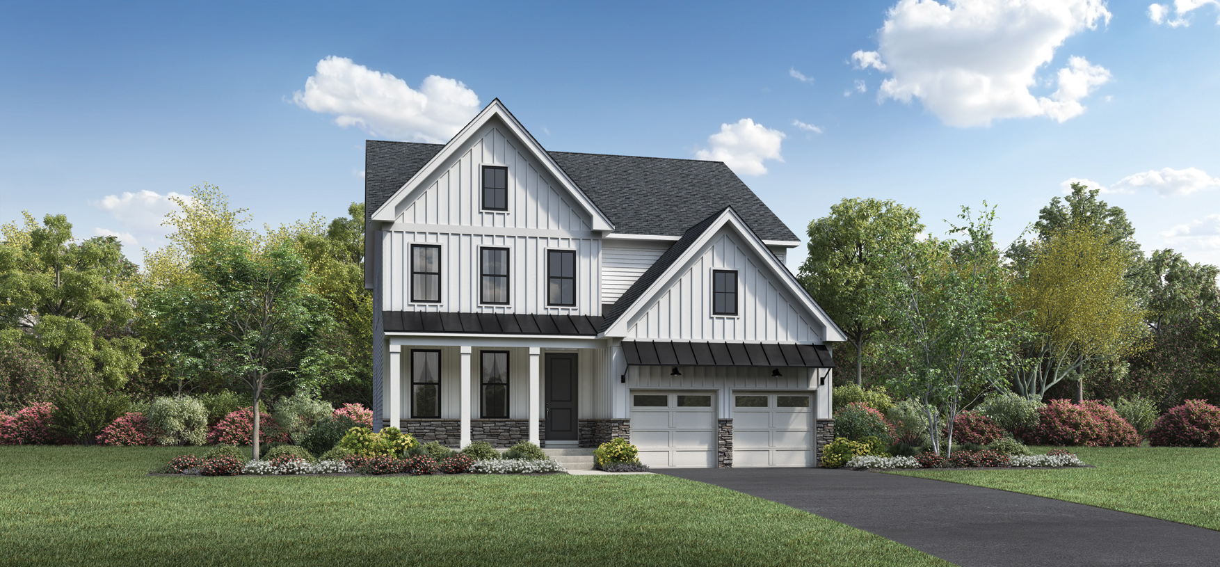 Wendell -  Modern Farmhouse