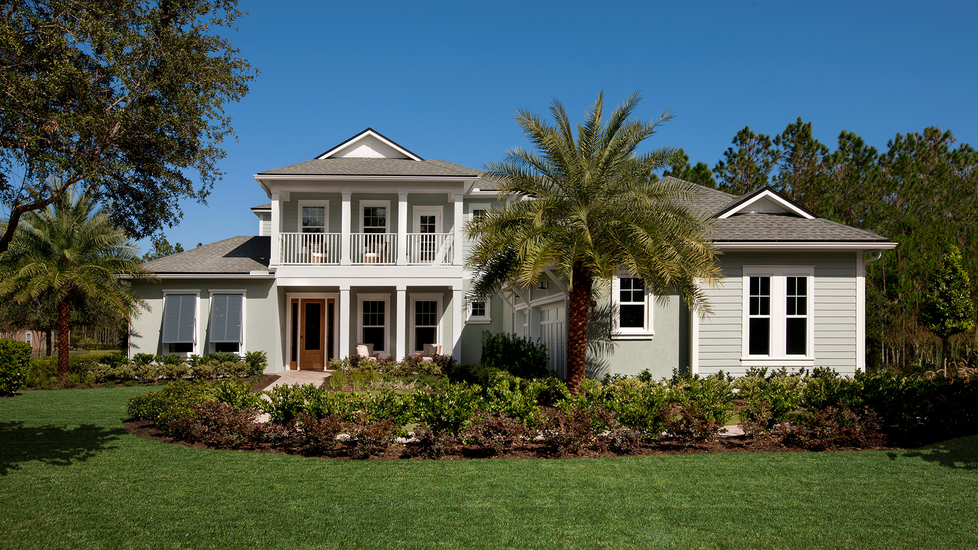 Coastal oaks at nocatee estate signature collections for Luxury home collection
