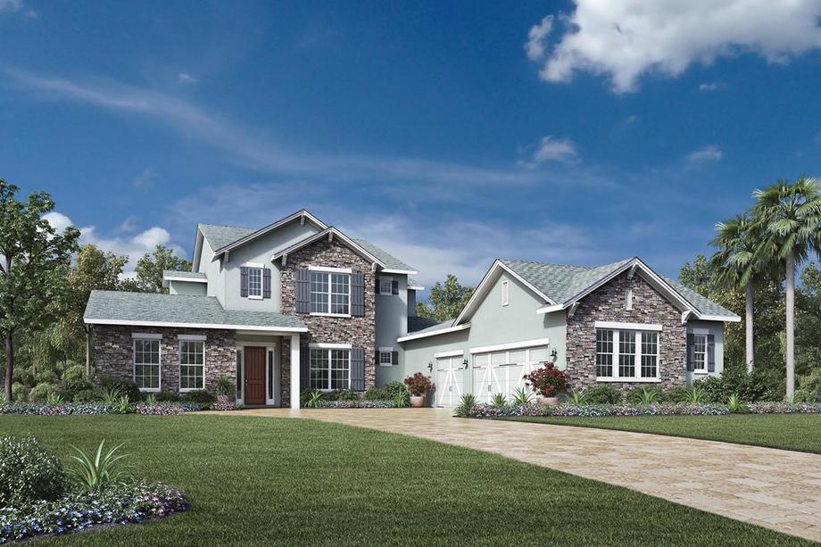 St johns fl new homes for sale julington lakes estate for Craftsman homes for sale in florida
