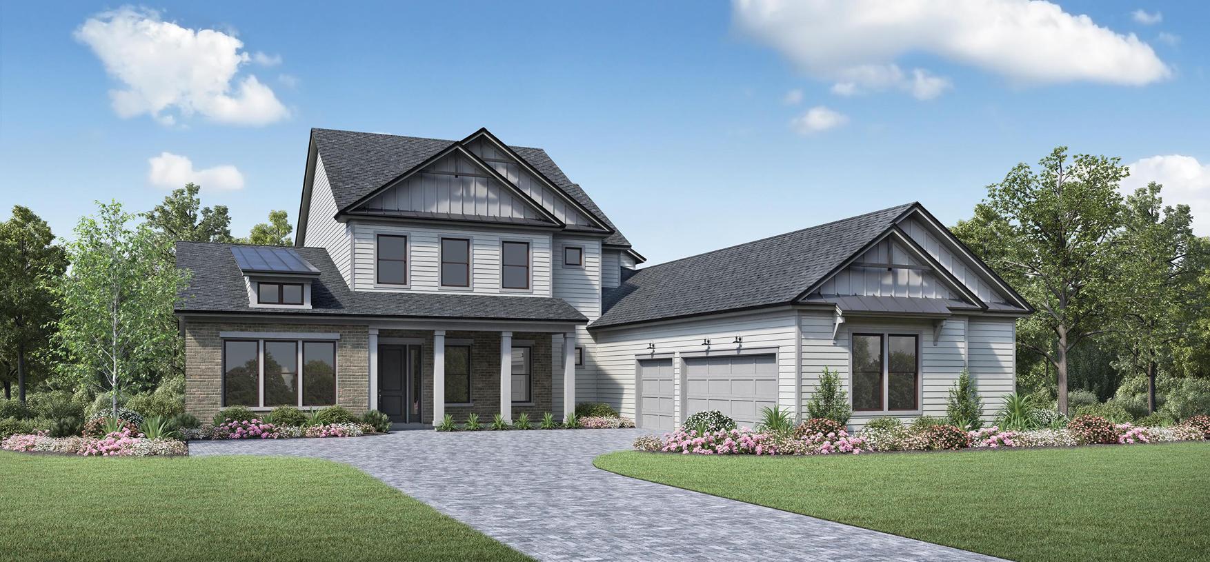 Westbrook -  Modern Farmhouse