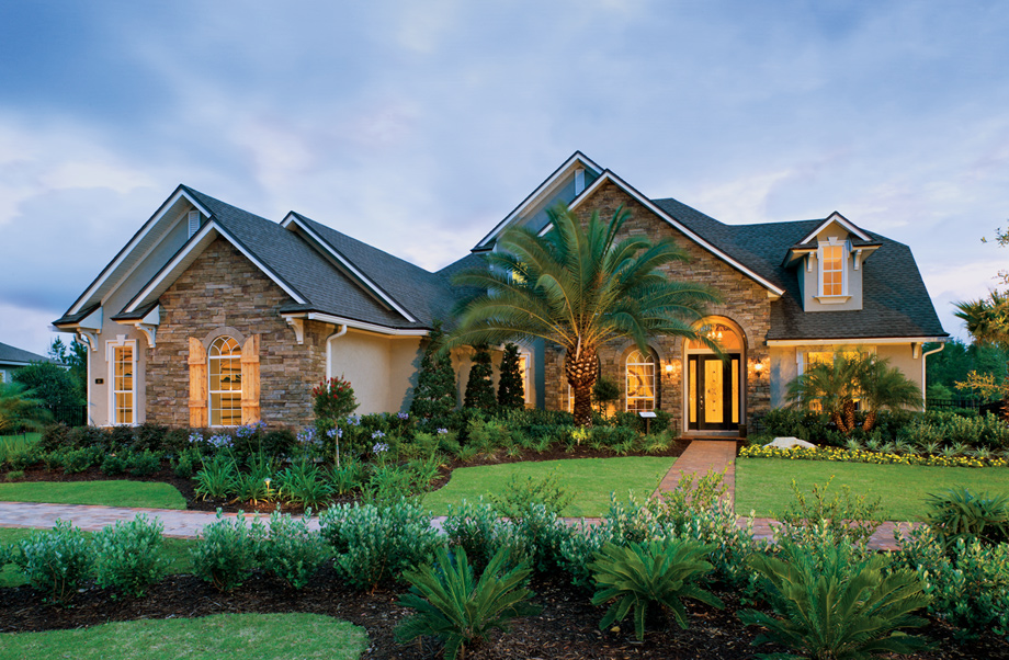 Coastal oaks at nocatee estate signature collections for Coastal homes